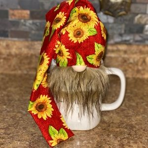 🌻 Handmade Sunflower Spring Farmhouse Gnome